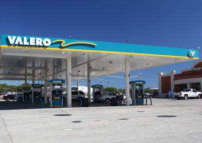 Valero Gas Station - Laredo TX
